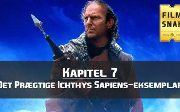 En Verden af Vand: Kapitel 7 – Det Prægtige Ichthys Sapiens-eksemplar